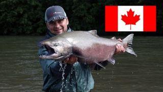 Rybolov v Britské Kolumbii