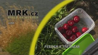 Feeder s třešněmi