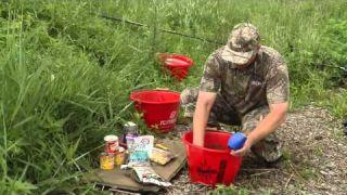 Lov kaprov na feeder