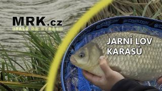 MRK.cz - Jarní lov karasů