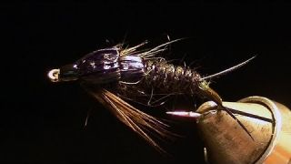 BG Stonefly nymph fly tying instructions by Ruben Martin